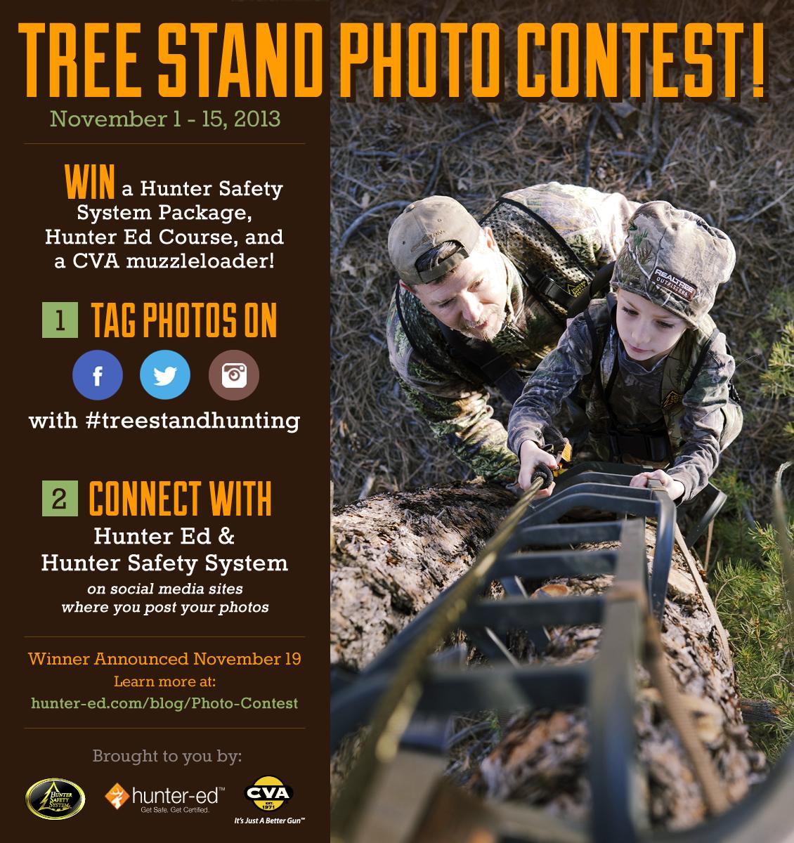 Tree Stand Photo Contest