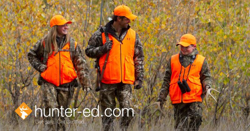 Hunter Ed Get Safe Get Certified